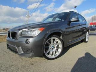 Used 2013 BMW X1 XDRIVE35I M-SPORT for sale in Ste-Catherine, QC