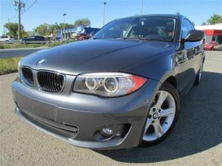 Used 2012 BMW 1 Series 128 3.0L V6 A/C for sale in Ste-Catherine, QC