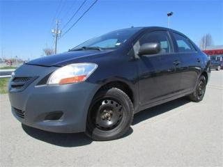 Used 2008 Toyota Yaris MAN. ECONOMIQUE for sale in Ste-catherine, QC