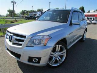 Used 2011 Mercedes-Benz GLK-Class 4matic Awd for sale in Ste-Catherine, QC