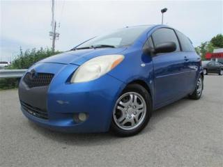 Used 2007 Toyota Yaris CE ECONOMIQUE for sale in Ste-catherine, QC