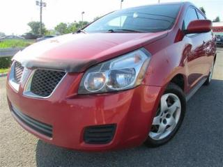 Used 2009 Pontiac Vibe A/C for sale in Ste-Catherine, QC