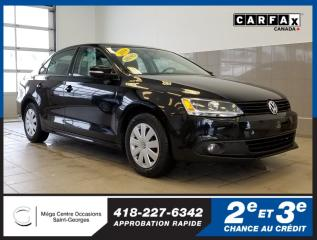 Used 2014 Volkswagen Jetta Trendline + / Turbo for sale in St-Georges, QC