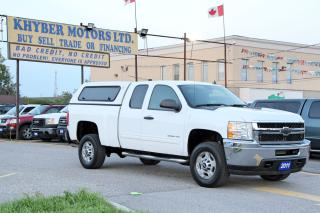 Used 2011 Chevrolet Silverado 2500 for sale in Brampton, ON