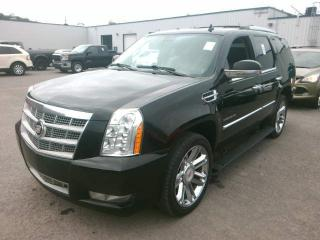 Used 2013 Cadillac Escalade Platinum for sale in Toronto, ON