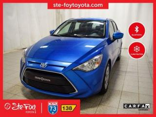 Used 2016 Toyota Yaris A/c, Bluetooth for sale in Québec, QC