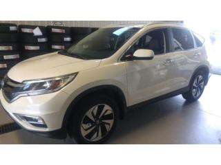 Used 2015 Honda CR-V Touring AWD for sale in Gatineau, QC