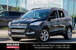 Used 2015 Ford Escape Se Cuir Toit Pano for sale in Lachine, QC