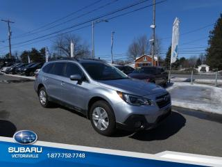 Used 2018 Subaru Outback 2.5i AWD ** COMMODITIÉ ** for sale in Victoriaville, QC
