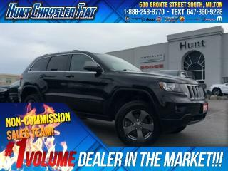 Used 2013 Jeep Grand Cherokee TRAILHAWK/PANO ROOF/NAV/SUEDE SEATS & MORE!!! for sale in Milton, ON