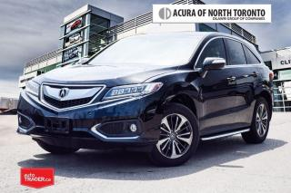 Used 2016 Acura RDX Elite at Accident Free| Running Board| Navigation for sale in Thornhill, ON