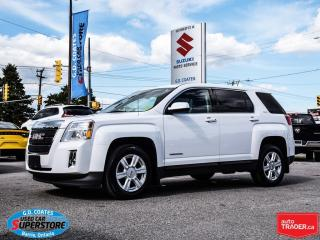 Used 2015 GMC Terrain SLE AWD ~Backup Camera ~Power Driver Seat for sale in Barrie, ON