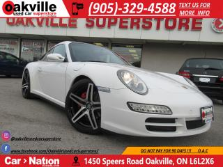 Used 2007 Porsche 911 2dr Targa 4 | 325 HP | AWD | NAVI | BOSE for sale in Oakville, ON
