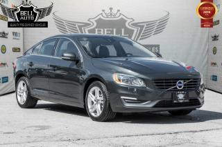 Used 2015 Volvo S60 T5 DRIVE-E PREMIER SUNROOF LEATHER BLUETOOTH for sale in Toronto, ON