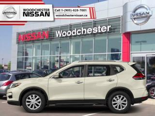 New 2018 Nissan Rogue FWD SV  - Bluetooth -  Heated Seats - $195.33 B/W for sale in Mississauga, ON