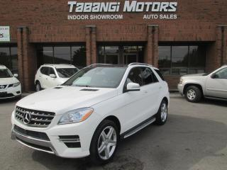 Used 2014 Mercedes-Benz ML 350 BLUETECH | NAVIGATION | AMG | 360 CAM | SIDE STEPS for sale in Mississauga, ON