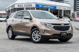 Used 2018 Chevrolet Equinox LT Heated Seats Remote Start Bluetooth for sale in Thornhill, ON