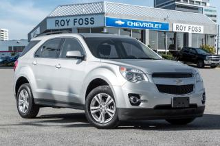 Used 2012 Chevrolet Equinox LT Fwd Bluetooth Remote Start Fog Lights for sale in Thornhill, ON