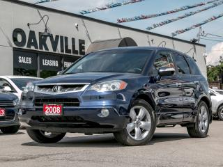 Used 2008 Acura RDX AWD 4dr for sale in Oakville, ON