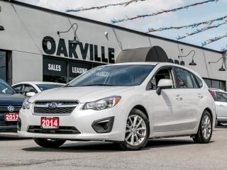Used 2014 Subaru Impreza 5dr HB CVT 2.0i w/Touring Pkg for sale in Oakville, ON