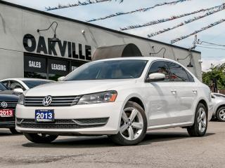 Used 2013 Volkswagen Passat 4dr Sdn 2.5L Comfortline for sale in Oakville, ON