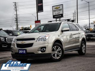 Used 2015 Chevrolet Equinox FWD 1LT for sale in Mississauga, ON