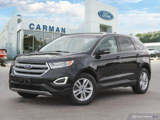 Used 2018 Ford Edge SEL for sale in Carman, MB