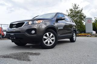 Used 2013 Kia Sorento LX PL/PW/AUTO/7SEAT/AWD/V6 for sale in Coquitlam, BC