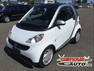 Used 2015 Smart fortwo Pure Navigation Cuir for sale in Trois-rivières, QC