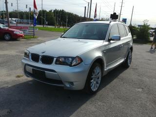 Used 2004 BMW X3 3.0I for sale in Barrie, ON