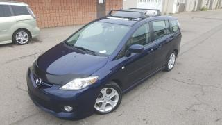 Used 2009 Mazda MAZDA5 GT for sale in Burlington, ON