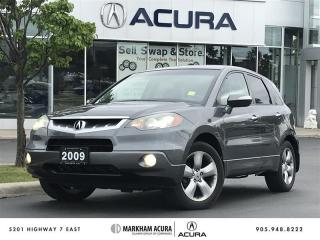 Used 2009 Acura RDX 5 sp at - SH-AWD | Coming Soon for sale in Markham, ON