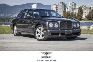 Used 2007 Bentley Arnage T for sale in Vancouver, BC