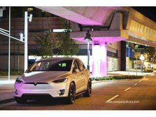 Used 2016 Tesla Model X 90D for sale in Burnaby, BC