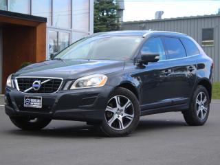 Used 2011 Volvo XC60 T6 Level 3 AWD | HEATED LEATHER | SUNROOF | KEYLESS ENTRY for sale in Fredericton, NB