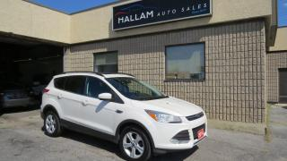 Used 2014 Ford Escape SE Panoramic Roof, Black Leather interior, Navigation, Back up Camera for sale in Kingston, ON