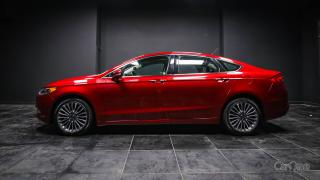 Used 2017 Ford Fusion LEATHER | POWER DRIVER SEAT | PUSH TO START for sale in Kingston, ON