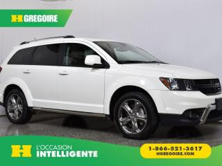 Used 2017 Dodge Journey Crossroad for sale in St-Léonard, QC