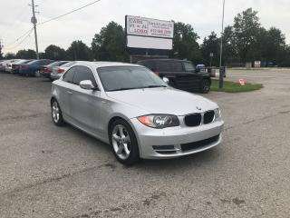 Used 2011 BMW 1 Series 128i 6 speed manual for sale in Komoka, ON