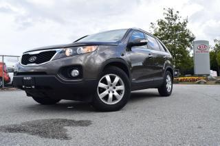 Used 2013 Kia Sorento LX PL/PW/AUTO/7SEAT/AWD/V6 for sale in West Kelowna, BC