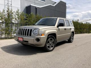 Used 2009 Jeep Patriot Low Km, Automatic, 3 Years Warranty Available for sale in Toronto, ON