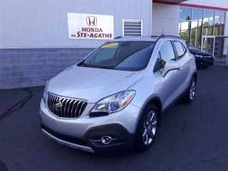 Used 2013 Buick Encore Awd Cuir for sale in Val-David, QC