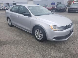 Used 2012 Volkswagen Jetta Trendline for sale in Parksville, BC