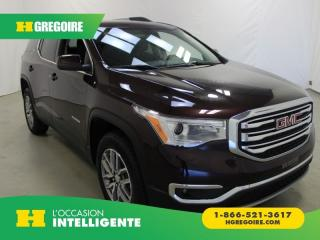 Used 2018 GMC Acadia SLE2 AWD 7 PASSAGERS for sale in St-Léonard, QC