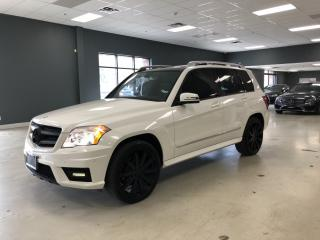 Used 2012 Mercedes-Benz GLK-Class GLK 350 4MATIC*NAVIGATION*REAR VIEW CAMERA*PANO*NO for sale in North York, ON