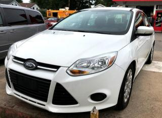 Used 2014 Ford Focus SE SEDAN for sale in St. Catharines, ON