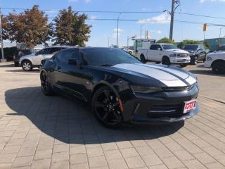 Used 2018 Chevrolet Camaro LT/R/**Leather**Navigation**Sunroof** for sale in Mississauga, ON