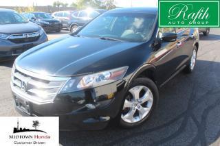 Used 2012 Honda Accord Crosstour EX-L -Navigation-4WD-Sunroof-leather for sale in North York, ON