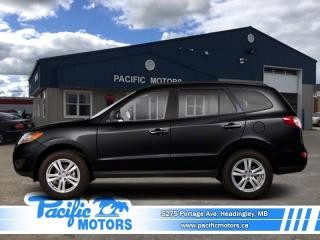 Used 2011 Hyundai Santa Fe GLS 3.5 4WD - Certified for sale in Headingley, MB