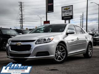 Used 2014 Chevrolet Malibu 1LT MY Link PWR Convience PKG Alloys for sale in Mississauga, ON